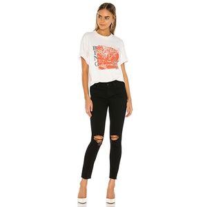 PAIGE   NWT Verdugo Ankle Raw Hem Skinny Jeans
